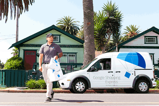グーグルが手掛ける物流サービス