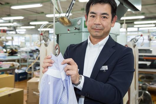 フレックスジャパン生産本部 本社工場責任者の小山 幹人氏