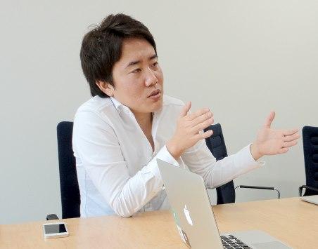 プレイドの倉橋健太社長