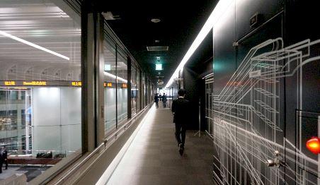 Hamee(ハミィ)の上場セレモニーが開かれる東京証券取引所(東証)⑫