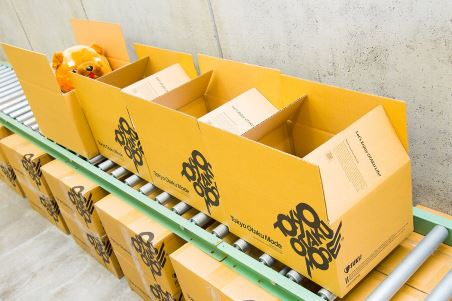 トーキョーオタクモードの越境ECでは梱包にも気を配っている