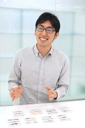 フェリシモ 生活雑貨事業部 猫部グループ グループリーダーの松本 竜平さん