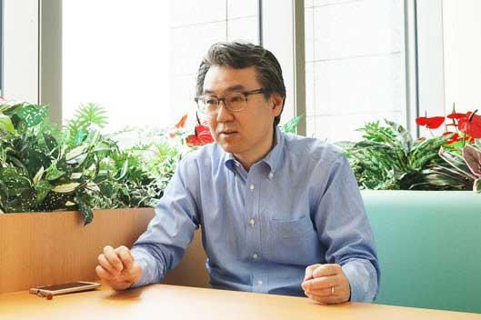 ネクトラス株式会社 代表取締役 中島郁氏