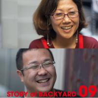 STORY of BACKYARD 08