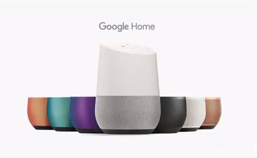 コマース機能を搭載した「グーグルホーム」