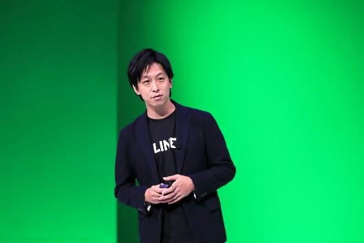 LINE 広告事業本部 マーケットグロース事業部 川代宣雄氏