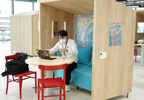 トランスコスモス 新オフィス開設 渋谷ファーストタワー デジタルマーケティング部 働き方改革