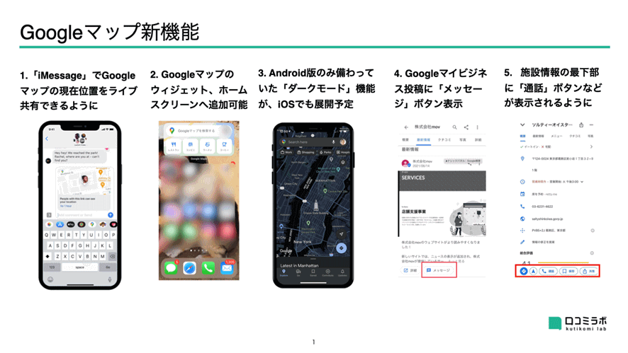 Googleマップに5つの新機能!最新のローカルSEOニュースまとめ【2021年8月版】