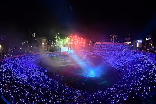 横浜ベイススターズ 「BLUE☆LIGHT SERIES」