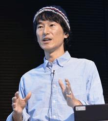 ギャップジャパン株式会社 マーケティングディレクター 遠藤 克之輔 氏
