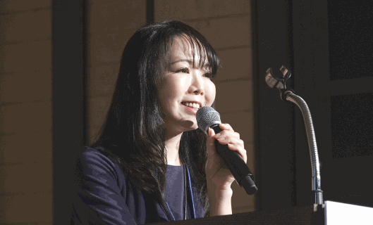 株式会社ピアリビング 代表取締役 室水房子氏