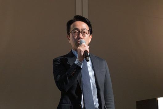 GMOシステムコンサルティング株式会社マーケティング部 部長 渡邉浩平氏