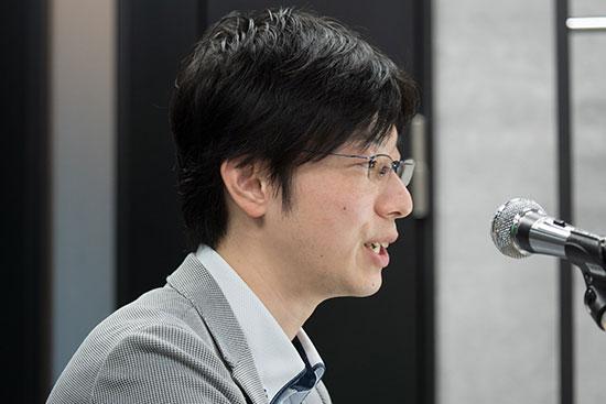 エクレクト Zendesk 代表取締役 辻本真大氏