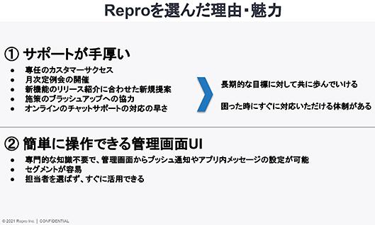 Repro ユナイテッドアローズ Reproを選んだ理由と魅力