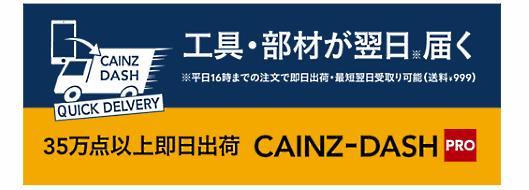カインズは4月16日、16時までの注文で在庫がある場合は即日出荷し、翌日に商品を届ける「CAINZ-DASH PRO(カインズダッシュプロ)」を始める