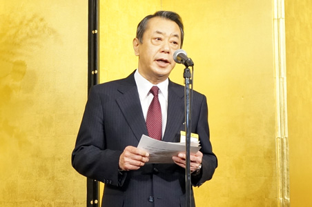 公益社団法人日本通信販売協会 会長 阿部嘉文氏
