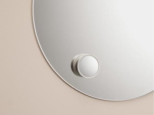 鏡に付けることができる「スキンミラー」