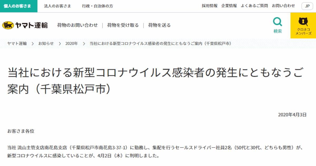 千葉 県 コロナ ウイルス 感染